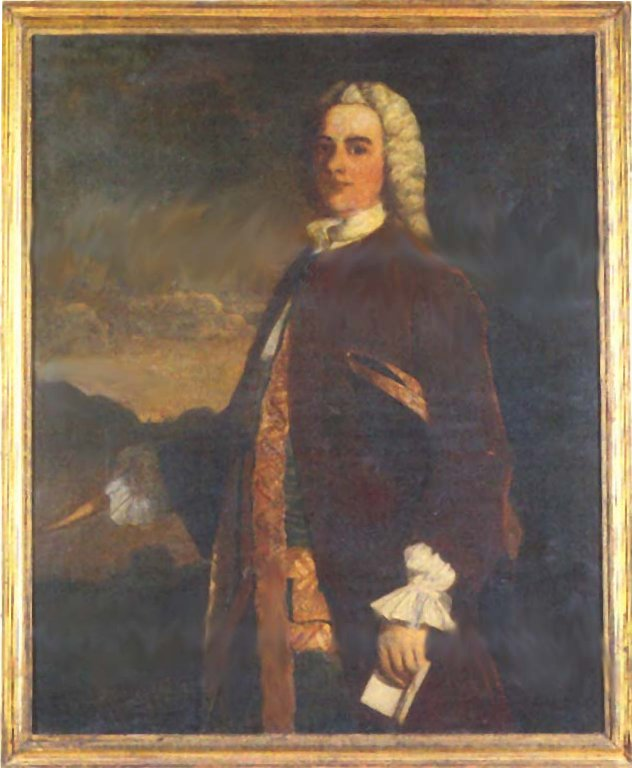 Joseph Whipple III, Deputy Governor of Rhode Island, 1749-54