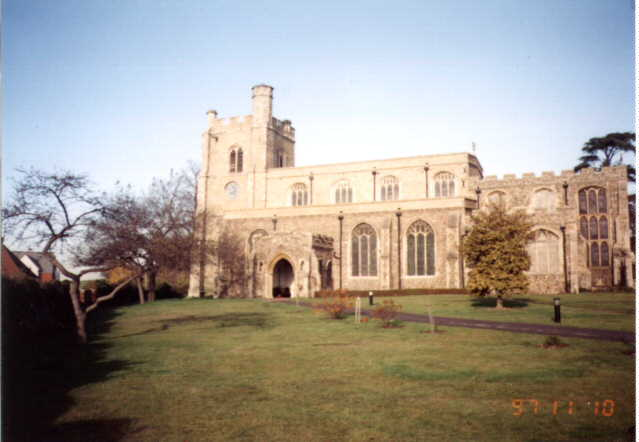 St. Mary's Church, Bocking, England