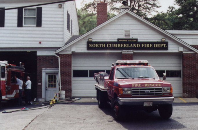 Whipple Station, North Cumberland (R.I.) Fire Dept.