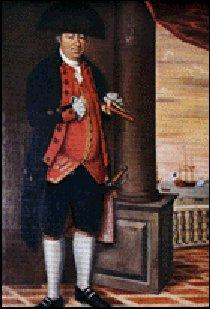 Commodore Abraham Whipple